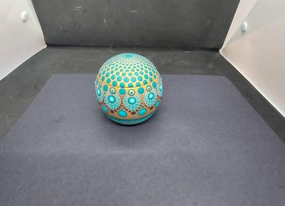 80mm Sphere Box Mold