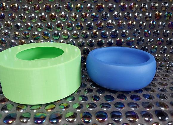 Candy Bowl silicone mould, concrete/jesmonite bowl