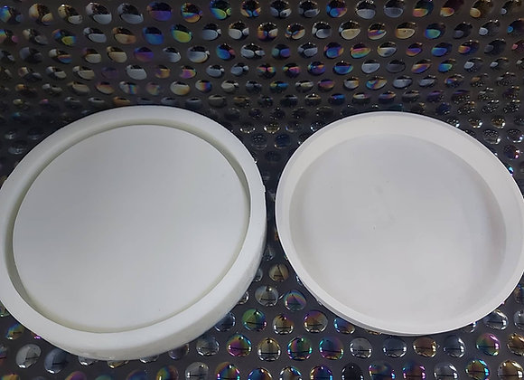 Large tray silicone mould
