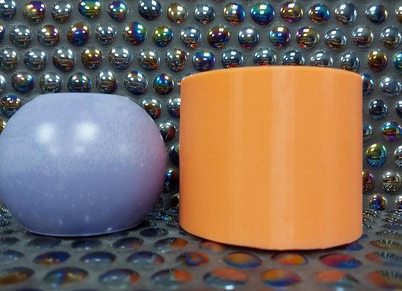 Sphere Tea Light Holder Silicone Mould