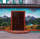 заказать граффити в Москве от 1000 р за м2