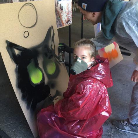 курсы граффити