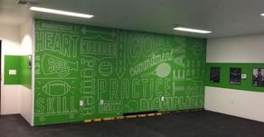 88 идей росписи стен в офисе
