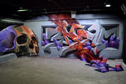 3д Граффити
