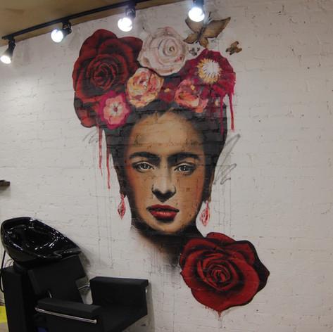 Граффити на заказ в Санкт Петербурге