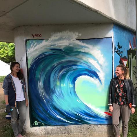 Мастер класс по граффити в москве