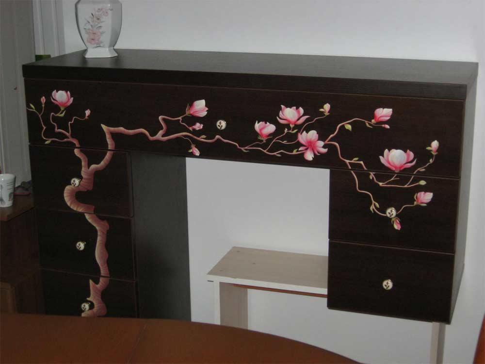 Роспись мебели на заказ