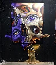 купить картину граффити