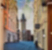 Художественная роспись стен на заказ в Москве