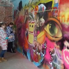 школа граффити