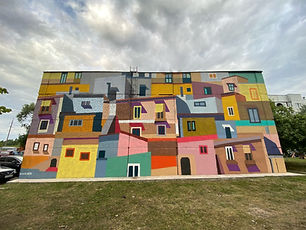 Граффити на трансформаторных будках.