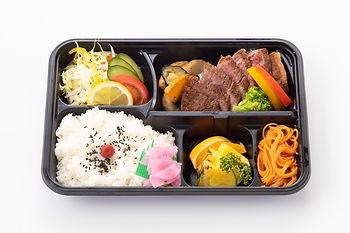 一魚一会/長崎和牛ステーキ弁当
