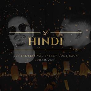 """""""Hindi"""" es el nuevo lanzamiento de Twowelve"""