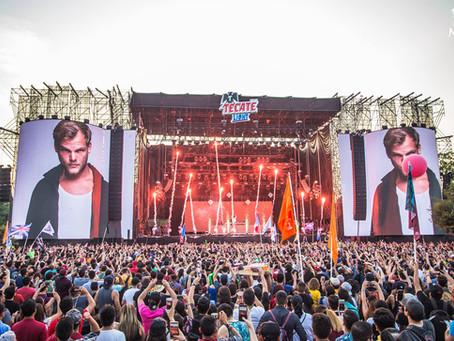 9 festivales confirmados este año en México