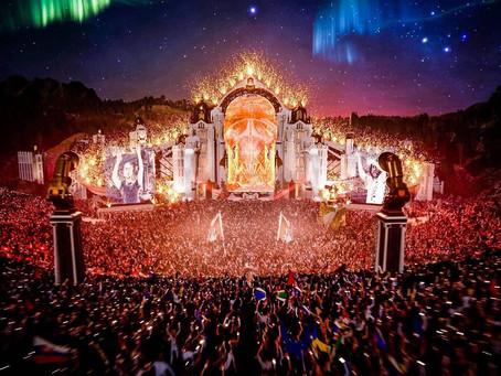 ¡Tomorrowland regresa a México con el concepto Drive in & Rave!