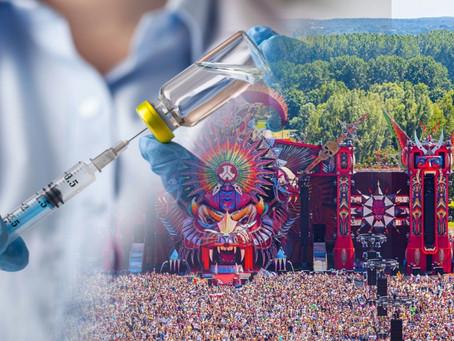 Si no hay vacuna no hay festivales