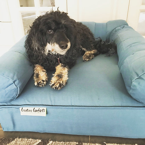 Eco dog Couch-SMALL 70cm x 65cm x 17cm