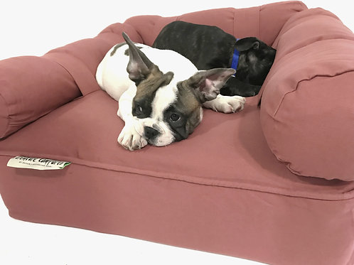 Eco Dog Couch - SMALL-70cm x 65cm x 17cm