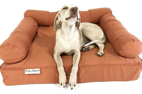 Eco Dog Couch - LARGE - 105cm x 80cm x 18cm