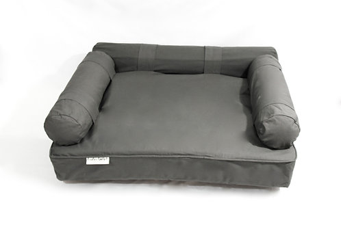 Eco Dog Couch - LARGE - Charcoal