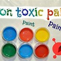 Non-Toxic fabric dyes