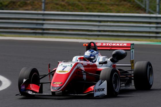 Ralf Aron teenis F3 etapilt Ungaris punktilisa