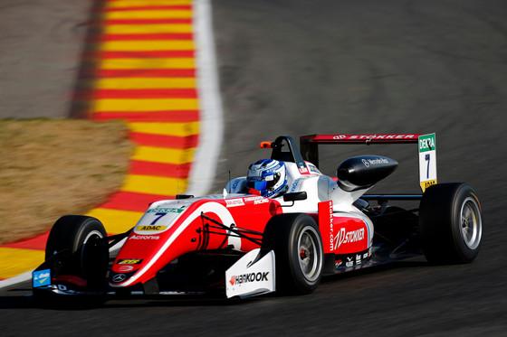 Ralf Aron tõusis Spa F3 etapil poodiumile
