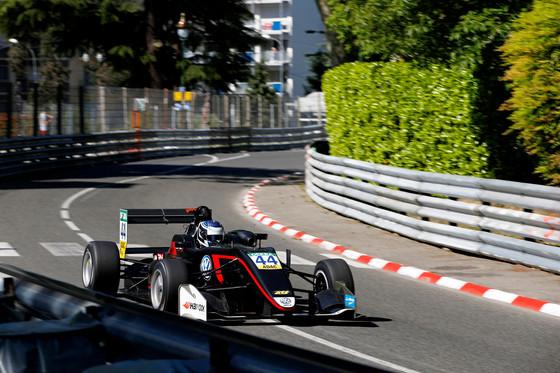 Jüri Vips jõudis F3 sarja avaetapil punktikohale