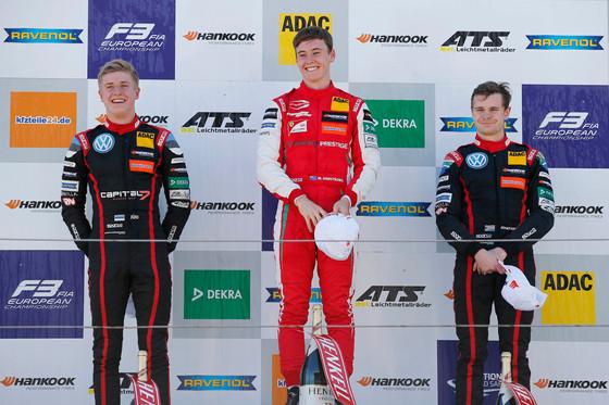 Jüri Vips finišeeris F3 etapil kahel korral esikümnes ja tõusis uustulnukate arvestuses poodiumile