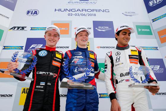 Jüri Vips saavutas F3 etapil kaks poodiumikohta uustulnukate arvestuses