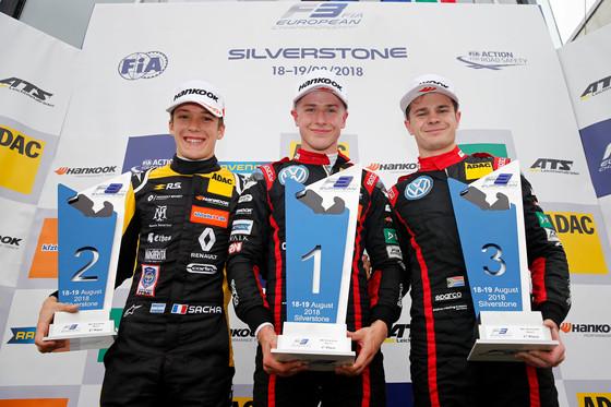 Jüri Vips võttis F3 sarjas hooaja teise võidu
