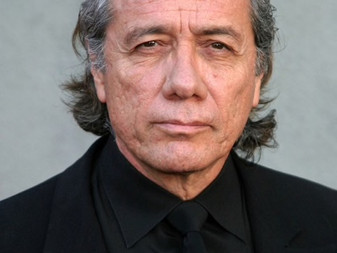 """Edward James Olmos- To Direct """"The Devil Has A Name"""" - By Desimartini"""
