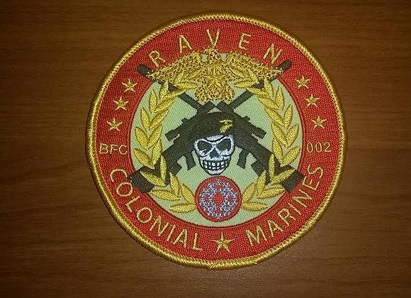 Raven Colonial Marine Pride
