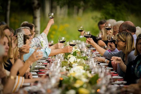 VINTNER DINNER 4. Greenspan Cellar Gems: The 100-Point Wine & Dine