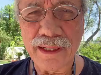 Edward James Olmos Message To The Public