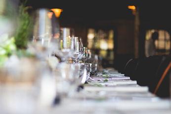 VINTNER DINNER 3. Past, Present & Future with Blue Farm, Lombardi & Three Sticks