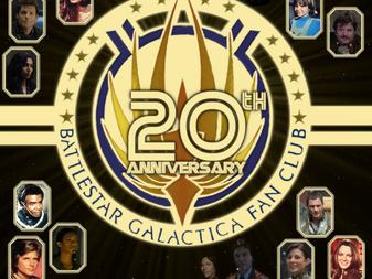Battlestar Galactica Fan Club 20th Anniversary Celebration