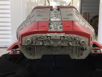 Raven Beast Model Maintenance - February 17, 2017