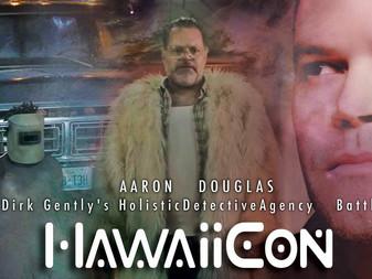 The Return of Aaron Douglas to Hawaii Con