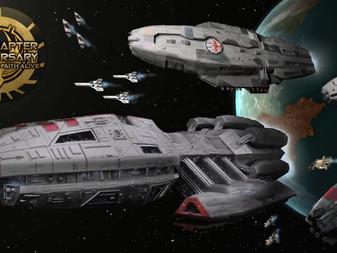 Battlestar Raven's 7th Chapter Anniversary