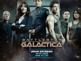 Galactica-Begins Airing In Espanol at NBC Universo