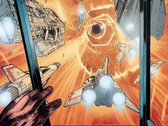 First look preview of Battlestar Galactica #1