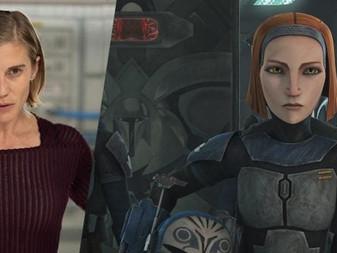Katee Sackhoff- To Join The Mandalorian Season 2