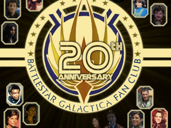 20th Anniversary of the Battlestar Galactica Fan Club