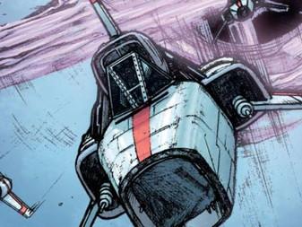 Dynamite's new Battlestar Galactica: Folly of the Gods TPB