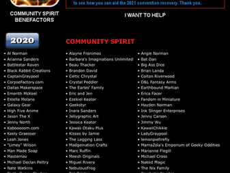 ALL-CON: Community Spirit Benefactors