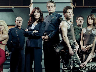 The Cast of Battlestar Galactica Reunites for a Live-Read Episode Titled '33'