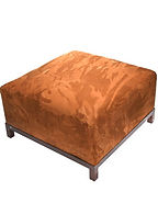 Brown Suede Axis Ottoman.jpg