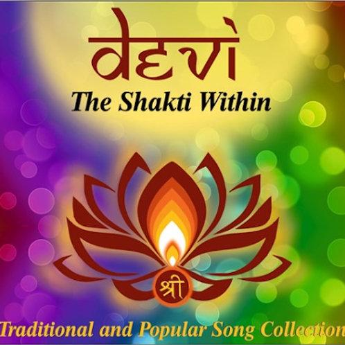 Ganabodhini - Devi Audio CD