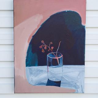 Australian Still-life, 30 x 40 cm, acrylic on canvas, Artsite Galleries, 2019